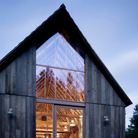 MW Works transforms century-old Washington barn into rural family retreat | Agilité des espaces de travail | Scoop.it
