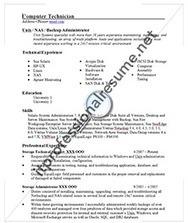 Computer Technician Resume   IT Professional Resume   Scoop.it