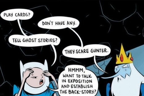 'Adventure Time The Flip Side' #2 Preview - Comics Alliance   Adventure's time   Scoop.it