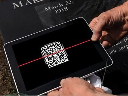 5 of the best quirky QR codes | Using QR Codes | Scoop.it