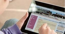 Tablettes numériques et ENT : enfin le cartable numérique ? | Education et TIC aujourd'hui | Scoop.it