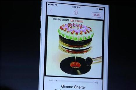 Social media users like the sound of iTunes Radio - CNET | To sell more, tell more | Scoop.it