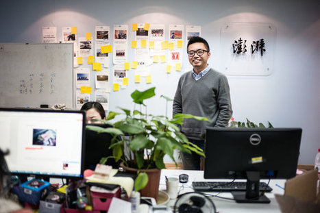 Digital Paper in China Covers Contentious Issues, Now in English | English as an international lingua franca in education | Scoop.it