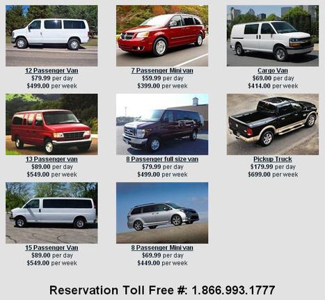 Book a Mini Van or Cargo Van directly from Burbank Van Rental Agency | Burbank Van Rental Burbank Van Rental Agency | Scoop.it
