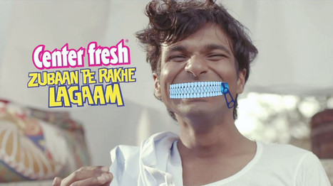 Center Fresh's paan-flavoured gum Ad | The Paanwala | Scoop.it