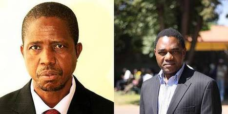 #Zambia Presidential Elections: Why is it so hard to predict a potential winner? | NGOs in Human Rights, Peace and Development | Scoop.it