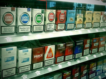 World Cigarettes Market: Tobacco Products Industry | Market Research Reports | Scoop.it