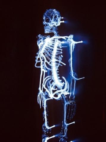 Eric Franklin – Luminous Glass sculpture   #Design   Scoop.it