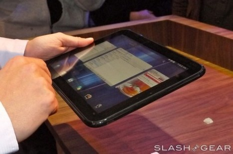 HP: webOS tablets could return in 2013 | Gadget Yours | Gadget Shopper and Consumer Report | Scoop.it