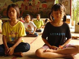Education Joyeuse*: La méditation, remède contre les troubles de l ... | communication non violente et méditation | Scoop.it