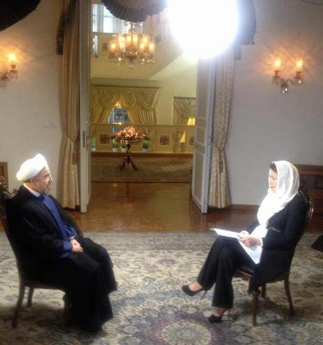 Rouhani: Iranians should have access to Twitter and Facebook. | Iran CyberWatch | Scoop.it
