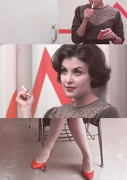 """I'm Audrey Horne and I get what I want."" 
