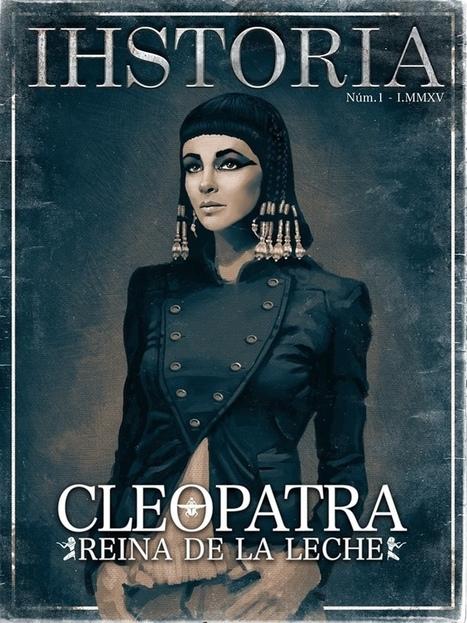 iHSTORIA es una nueva revista digital sobre Historia, muy interesante y diferente a todo lo tradicional | GeeksRoom | Emprender y gestionar | Scoop.it