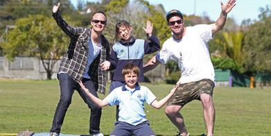 School gala offers fun with a bit of risk - National - NZ Herald News | Physical Activity Experiences - Back to the Future | Scoop.it