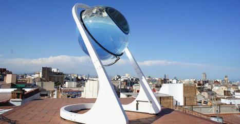 Un globe géant en verre pourrait remplacer les panneaux solaires | Gestion des services aux usagers | Scoop.it