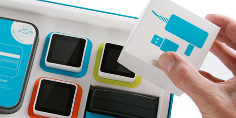 Sifteo Cubes - The Dieline - | mass market diy | Scoop.it