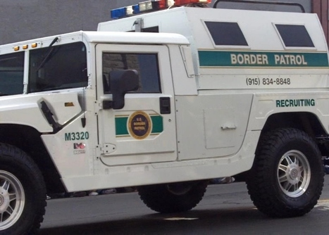 Border Patrol agent in Arizona arrested in smuggling probe | U.S.-Mexico border | Scoop.it