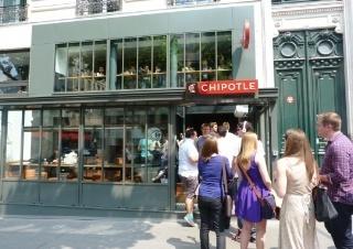 Le premier Chipotle a ouvert ce jeudi 24 mai à Paris | finger food | Scoop.it