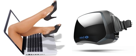 21st Century: Virtual Reality for Cam Girls   Webstream   Scoop.it