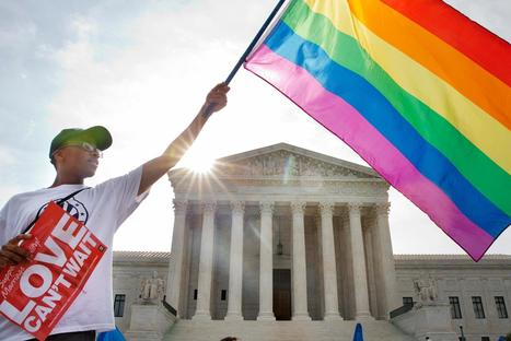 Supreme Court affirms right to gay marriage  | Celebrity Culture and News... All things Hollywood | Scoop.it