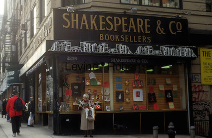 Oh No, What Would Sylvia Beach Say?: Shakespeare & Co. to Close Its Doors??? | PoetsOnline | Scoop.it