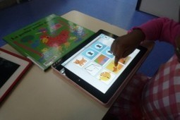 Comment intégrer les tablettes tactiles à un enseignement traditionnel en maternelle ? | Preps GS | Scoop.it