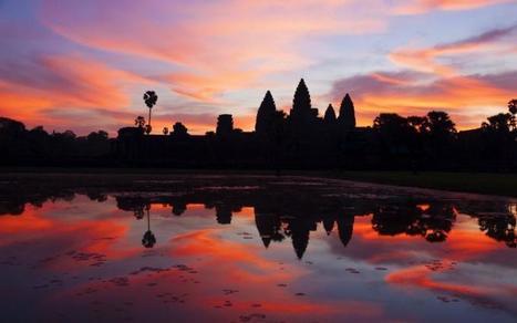 Le temple d'Angkor au Cambodge, le plus bel endroit du monde - Le Parisien | Le Cambodge, autrement | Scoop.it