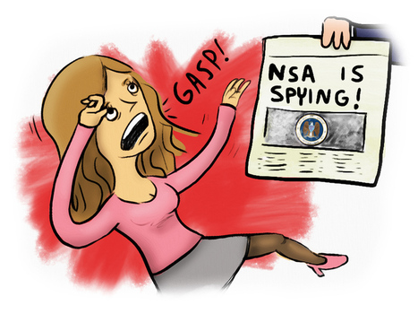 "Many of the NSA revelations aren't ""surprising."" So what? 
