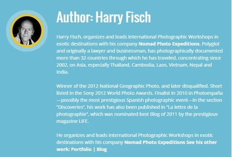 Harry Fisch, author at SLR lounge USA | Nomad Photo Expeditions | Scoop.it