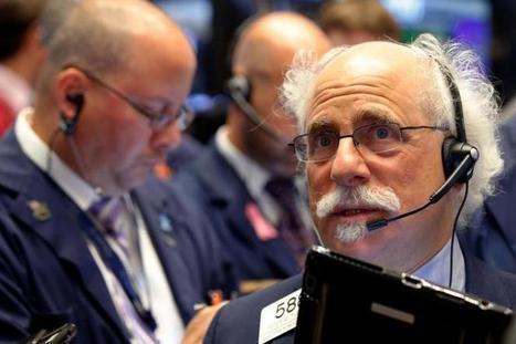 Wall Street drops as Pfizer falls, Deutsche Bank drags financials | Business Video Directory | Scoop.it