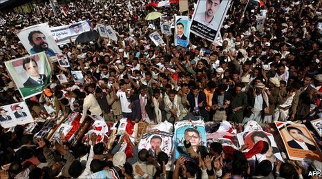 Yemeni opposition rejects gradual transfer of power | Coveting Freedom | Scoop.it