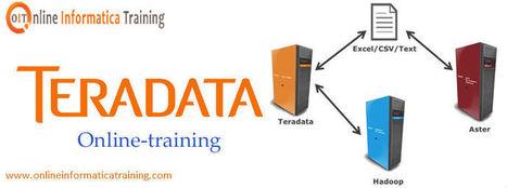 Teradata Online Training Under the Guidance of Experienced Trainer.. | Build your bright career with online training by online informatica training institute | Scoop.it