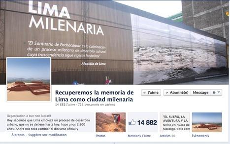 LIMA MILENARIA: Recuperemos la memoria de Lima como ciudad milenaria | Turismo Perú | Scoop.it