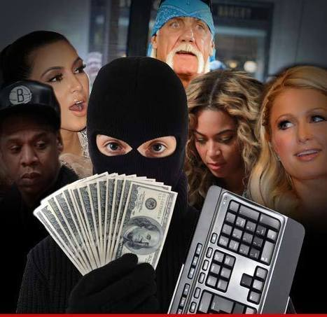 FBI to Celebrity Hacking Victims -- Lock Down Your Bank Accounts | Internet security | Scoop.it