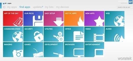 Allmyapps, descarga, instala y actualiza aplicaciones desde un completo Windows app store | Woratek - Tecnología que te ayuda | Tic, Tac... y un poquito más | Scoop.it