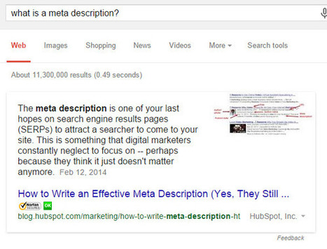 SEO from Google's Direct Answers | SEO Tips, Advice, Help | Scoop.it