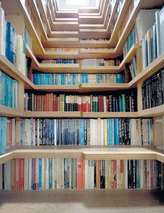 Will the home library survive the surge of the e-book? | Random cool stuff about libraries | Scoop.it