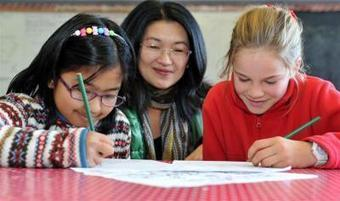 Pupils thriving in Mandarin classes - Otago Daily Times | ¡CHISPA!  Dual Language Education | Scoop.it