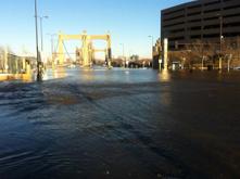 Minneapolis Getting Back To Normal After Water Main Break « CBS ... | Minneapolis Restaurants | Scoop.it