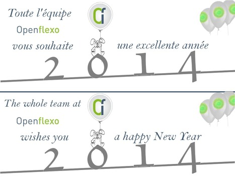 Happy New Year, from the Openflexo Team | Openflexo News | Scoop.it