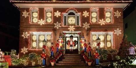 Plus d'énergie consommée par les lumières de Noël aux USA qu'en Ethiopie sur un an | Energy Optimizer | Scoop.it