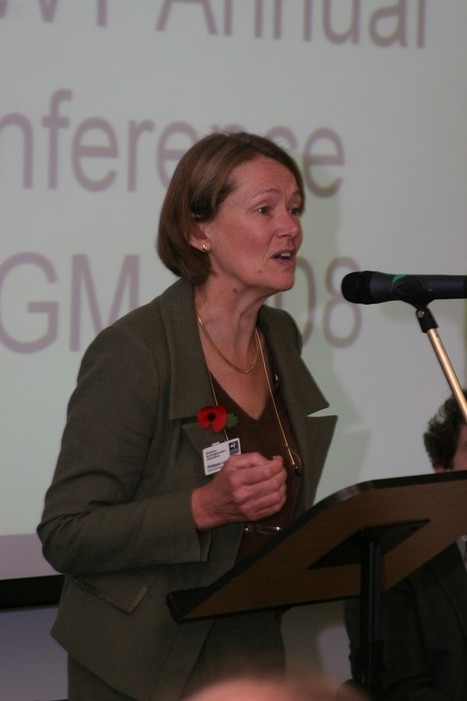 Philippa Lyons - conductor of an orchestra for nature - Gordon McGlone | Leading for Nature | Scoop.it