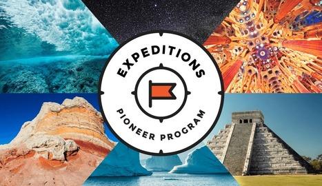 Tanárblog - Virtuális expedíciók mobillal | Táblagépek az oktatásban | Scoop.it