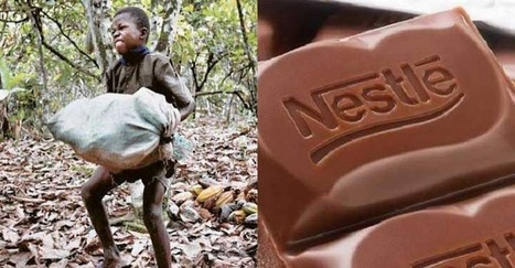 Beware of These 9 Popular Chocolate Brands that Exploit Child Slaves | Occupational and Environment Health | Scoop.it