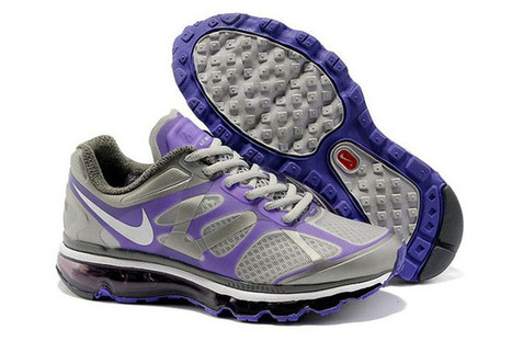 Womens Nike Air Max 2012 Pure PlatinumPure Purple-Dark Grey-White Running Shoe | my love list | Scoop.it