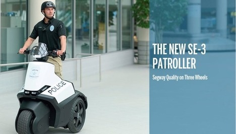There's A New Segway And It Has Three Wheels | 21st Century Innovative Technologies and Developments as also discoveries, curiosity ( insolite)... | Scoop.it