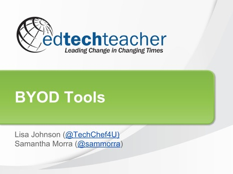 [Google Drive] BYOD tools for Communication & Collaboration | éducation_nouvelles technologies_généralités | Scoop.it