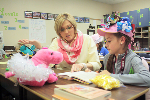 Dyslexia a blessing for Disa Billings - The Crowley Star