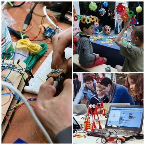 Lyon Mini Maker Faire | Tiers lieux | Scoop.it