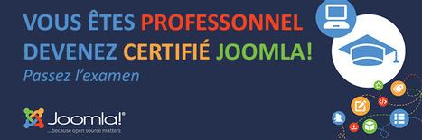 Première session de certification | Autour du CMS Joomla | Scoop.it